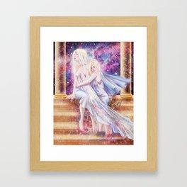 Fate : Universe Framed Art Print