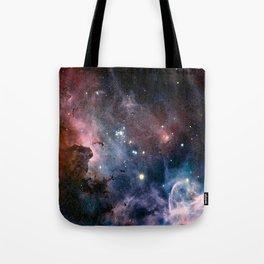 Watecolour Galaxy Tote Bag