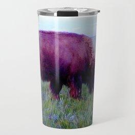 Pte Oyate, Buffalo Nation Travel Mug
