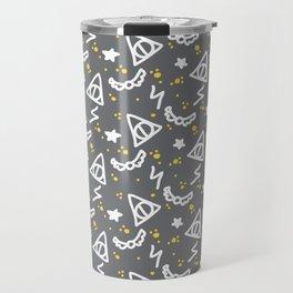 Potter Pattern Travel Mug