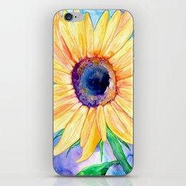 Zonnebloem iPhone Skin