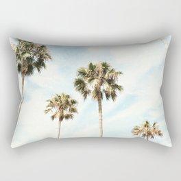 Palm Trees Please Rectangular Pillow