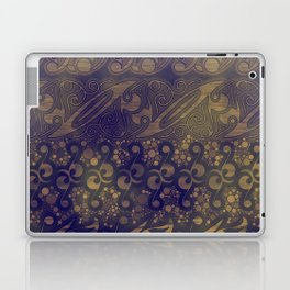Batik Ornaments from Yogyakarta Laptop & iPad Skin