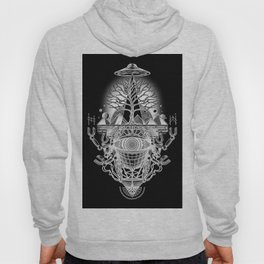 WAKE UP_BLACK Hoody