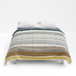 Colorbands Yellowstone Comforters