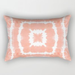 FESTIVAL SUMMER - WILD AND FREE - BLOOMING DAHLIA Rectangular Pillow