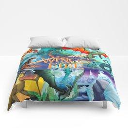 Wings Of Fire Comforters