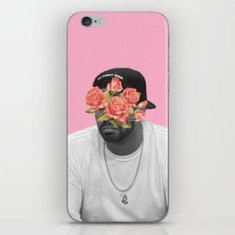 DRAKE // FLORAL iPhone Skin