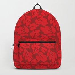 Vintage Leaves Backpack