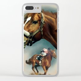 Affirmed Clear iPhone Case