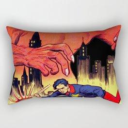 Wonder Boy Rectangular Pillow