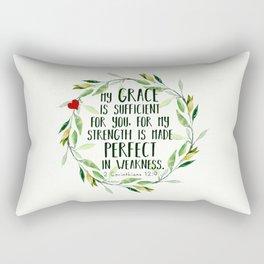 Perfect Grace Rectangular Pillow