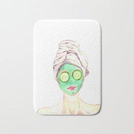 Spa Lady Bath Mat