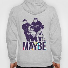 Maybe - mod. POLICE t-shirt uomo-donna Hoody