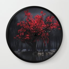 Vernalis Wall Clock