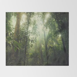 Penetration Throw Blanket