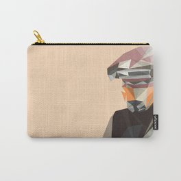 LowPolyLeia Carry-All Pouch