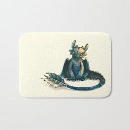 Toothless Bath Mat