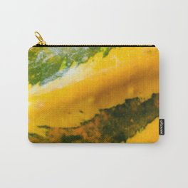Twisted Squash Carry-All Pouch