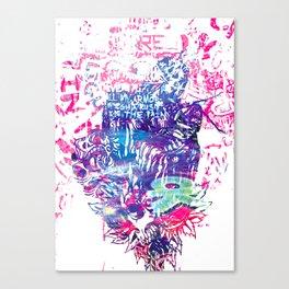 test1 Canvas Print