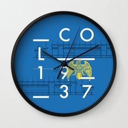 Weston Homes Community Stadium - Colchester United Wall Clock