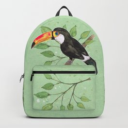 Toco toucan Backpack
