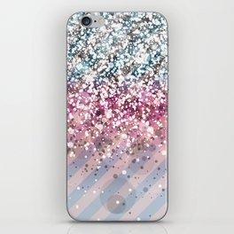 Blendeds V CL-Glitterest iPhone Skin