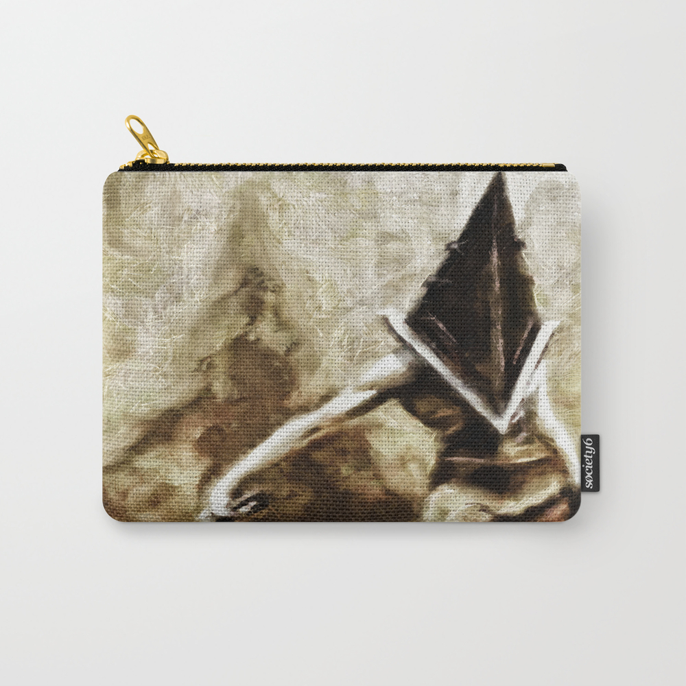 Silent Hill Pyramid Head Carry-all Pouch by Joemisrasi CAP900100