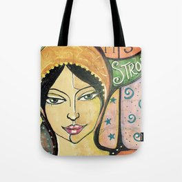 MS STRONG Tote Bag