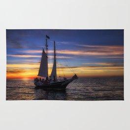 Sailing Home Rug