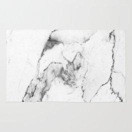 White Marble I Rug