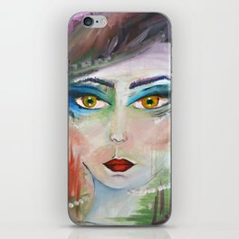 Muse in Color iPhone Skin