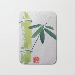 Sumi Bamboo Bath Mat