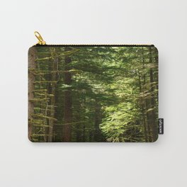 On A Road To The Rainforest Carry-All Pouch