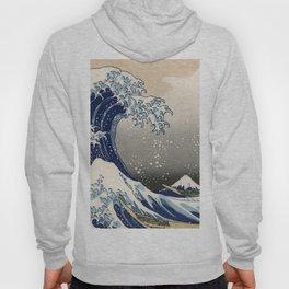 Kanagawa Wave Hoody