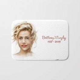 Brittany Murphy Bath Mat