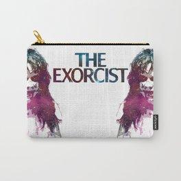 Galaxy Linda Blair Regan MacNeil The Exorcist Carry-All Pouch