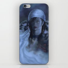 Edelstahl iPhone Skin