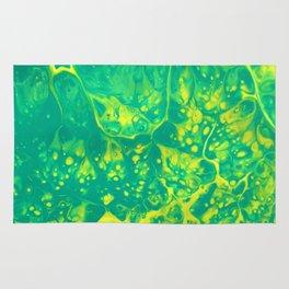 Green #3 Rug