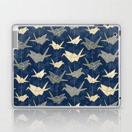 Sadako's Good Luck Cranes Laptop & iPad Skin