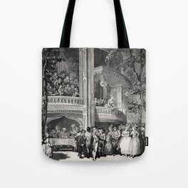 Vauxhall Gardens 1785 Tote Bag