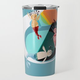 Sirenas Travel Mug