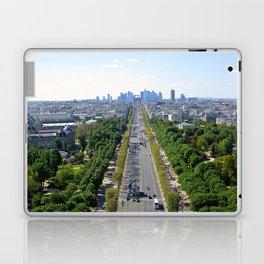 Avenue des Champs-Élysées Laptop & iPad Skin