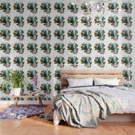Autumn Leaf Art Wallpaper