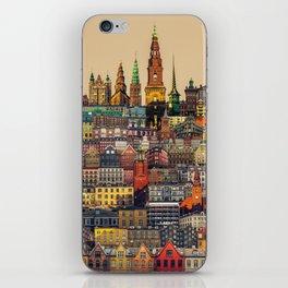 Copenhagen Facades iPhone Skin