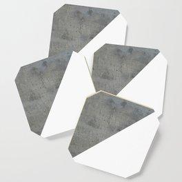 Concrete Vs White Coaster