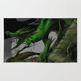 Dungeons, Dice and Dragons, Green Dragon Rug