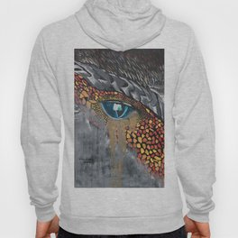 Drgon Tears Hoody