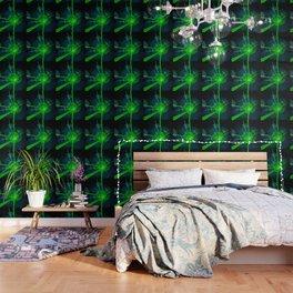Atlantian Fractal -- Flower of the Long Sleep Wallpaper