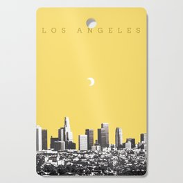 LOS ANGELES Cutting Board